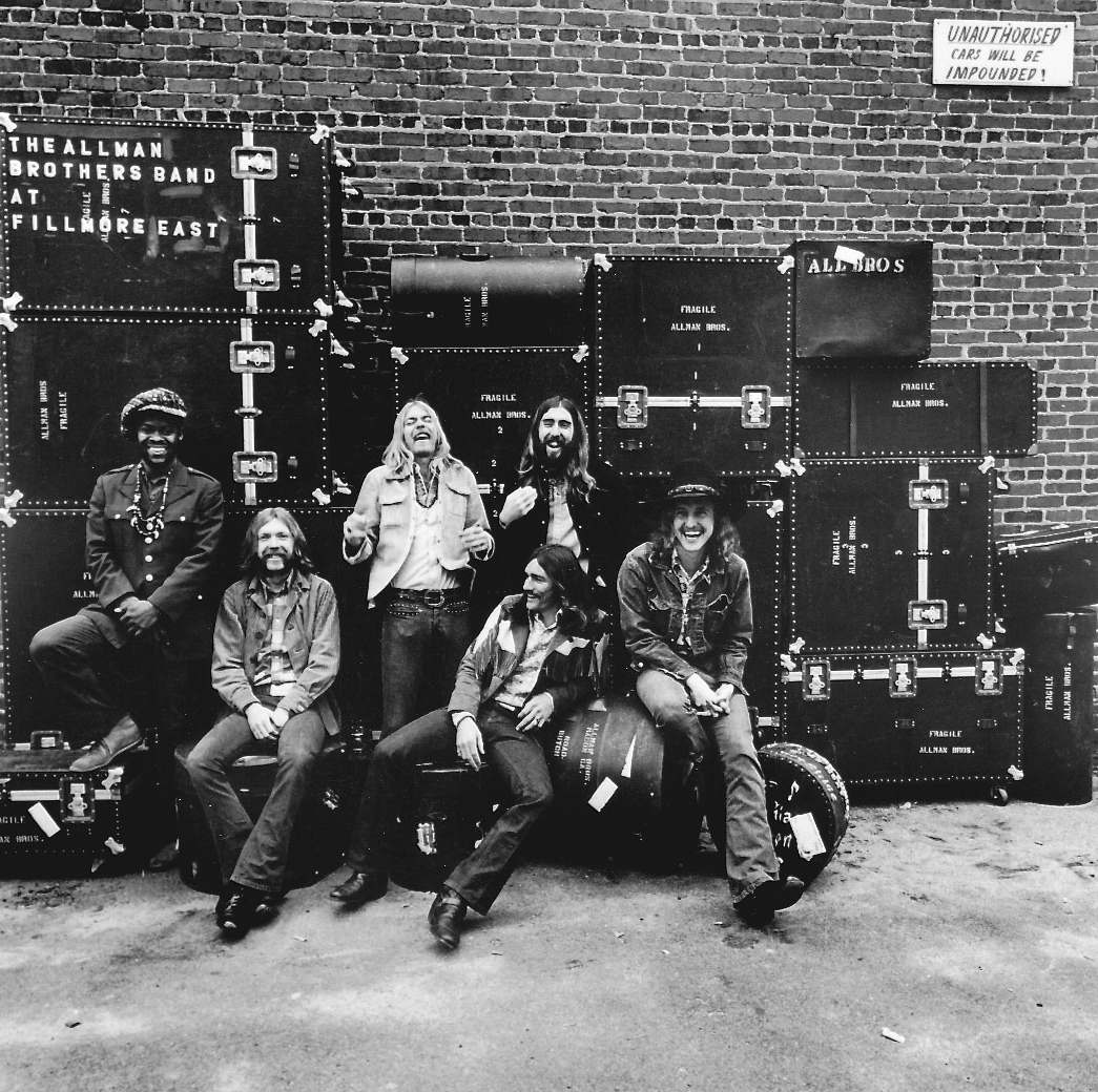The Allman Brothers Band At Fillmore East | Discogs