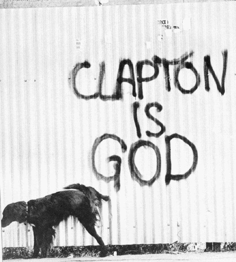 clapton-is-god