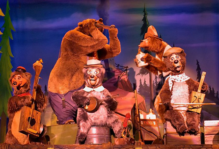 Country Bears - 3