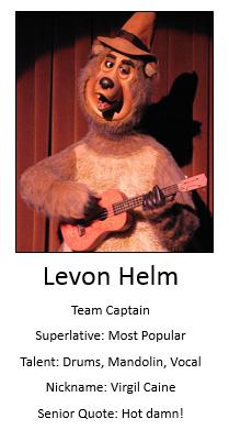 Levon Bear - 7
